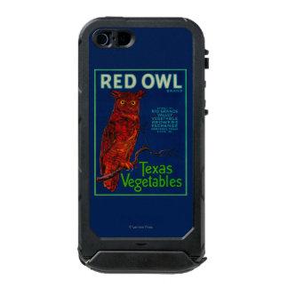 Red Owl Vegetable Label Incipio ATLAS ID™ iPhone 5 Case