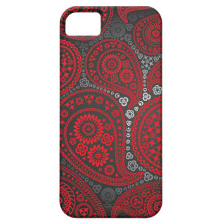 Red Paisley Case