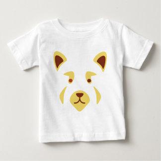 Red Panda Face Baby T-Shirt