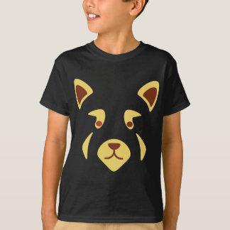 Red Panda Face T-Shirt
