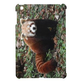 Red panda iPad mini case
