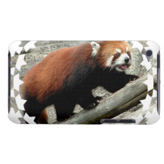 Red Panda  iTouch Case Case-Mate iPod Touch Case