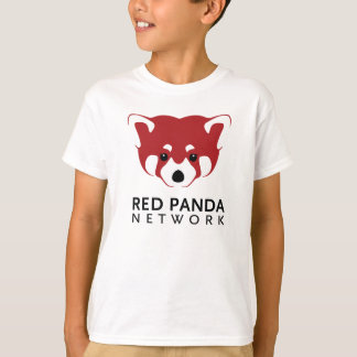 Red Panda Logo Tee Kids