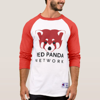 Red Panda Men's / Unisex Baseball T T-Shirt