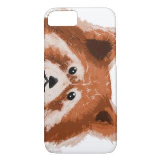 Red panda phone cover
