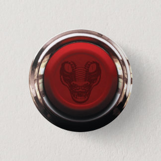 Red Panic Button Badge