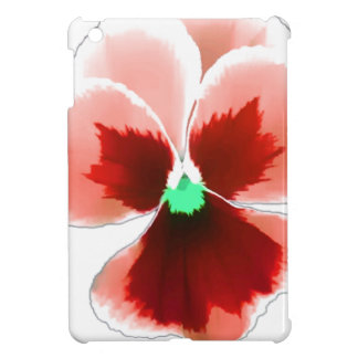 Red Pansy 201711b Cover For The iPad Mini
