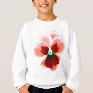 Red Pansy 201711b Sweatshirt