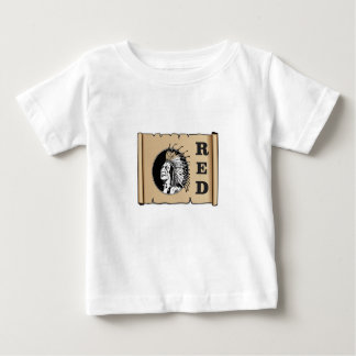 red paper indian baby T-Shirt