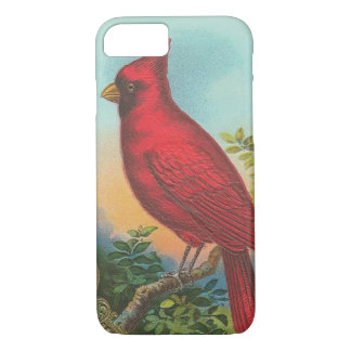 Red Parrot iPhone 7 Case