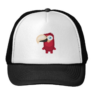 Red Parrot - My Conservation Park Trucker Hats