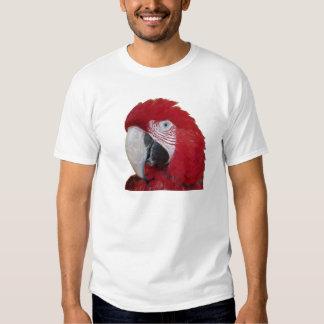 Red Parrot T-Shirt