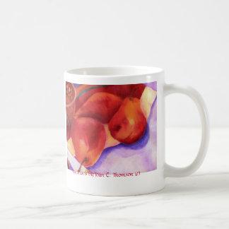 Red Pears Mug