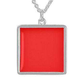 Red Pendants for Ladies