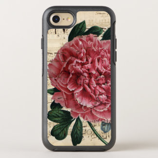 Red Peony Music OtterBox Symmetry iPhone 8/7 Case