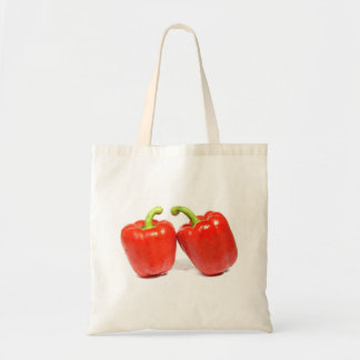 Red Pepper Budget Tote Bag