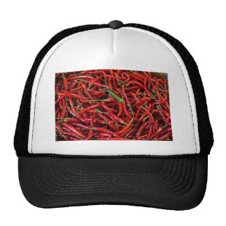 Red Peppers Hat