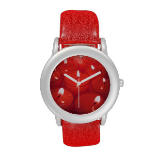 Red Persimmon Candles Watch