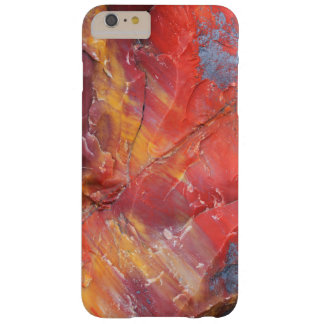 Red Petrified wood detail, Arizona Barely There iPhone 6 Plus Case