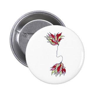 Red Phoenix Pins