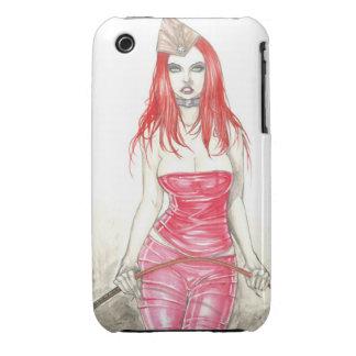 Red Phoenix Rising Case iPhone 3 Cases