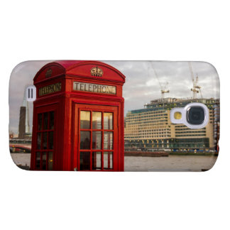 Red Phone Booth - London UK Samsung Galaxy S4 Cover