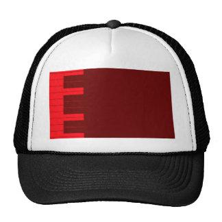 Red Piano Keys Cap