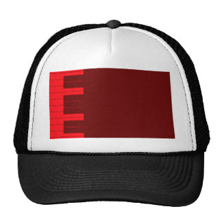 Red Piano Keys Cap