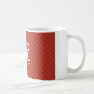 Red Pill Analytics Mug (Red)