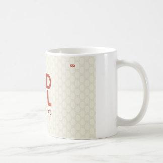 Red Pill Analytics Mug (Tan)