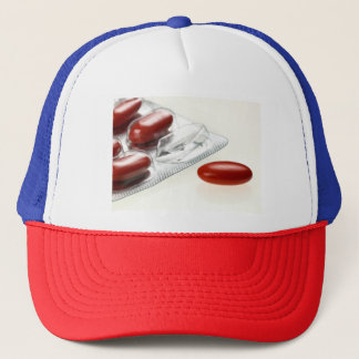 red pill hat