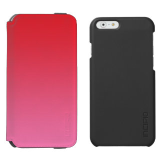 Red & Pink Ombre Incipio Watson™ iPhone 6 Wallet Case