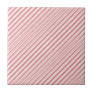 red pink strips tile