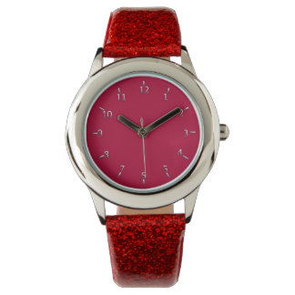 Red Pirate Wristwatch