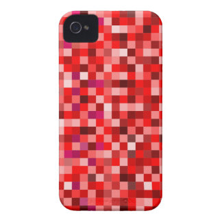 Red pixels iPhone 4 case