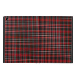 Red Plaid IPad Case