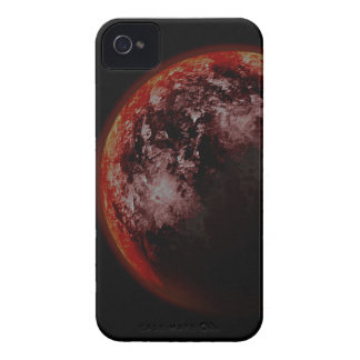 Red Planet iPhone 4 Case-Mate Case