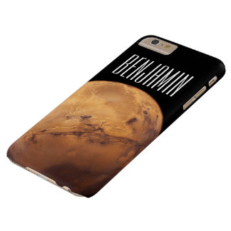 Red Planet Mars Barely There iPhone 6 Plus Case