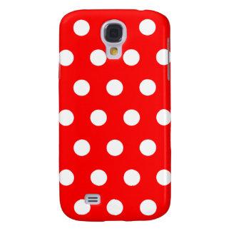 Red Polka Dot HTC Vivid Case