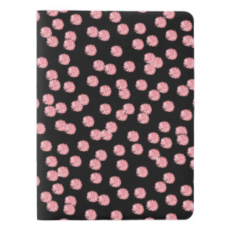 Red Polka Dots Extra Large Notebook