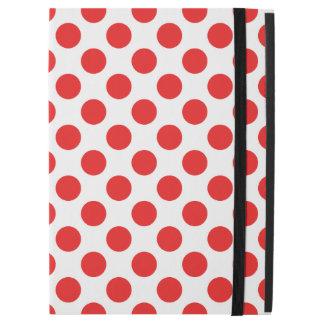 "Red Polka Dots iPad Pro 12.9"" Case"