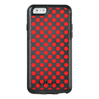 Red Polka Dots OtterBox iPhone 6/6s Case