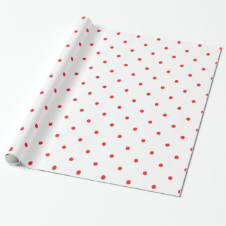Red Polkadots Small
