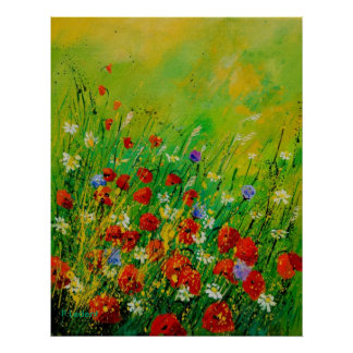 red poppies 450708 posters