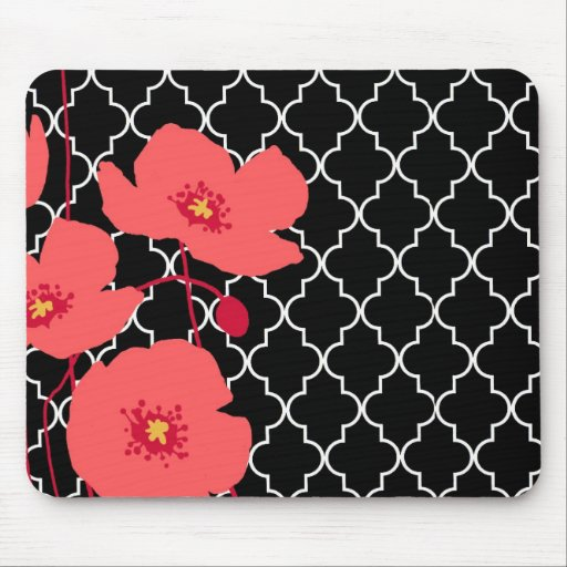 Red Poppies...mousepad