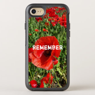 Red Poppies Phone Case