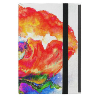 Red Poppy Covers For iPad Mini