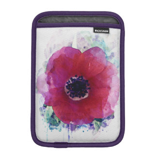 Red Poppy iPad Mini  Vertical #1 iPad Mini Sleeve