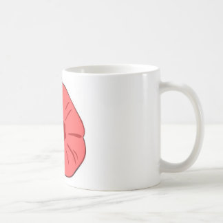 Red Poppy Mugs