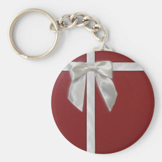 red present key chains